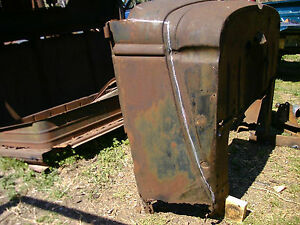 39 40 41 46 Chevy Pu Truck R Side Cowl Hot Rat Rod Gmc