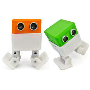 Otto Arduino Nano Rc Robot Open Source Maker Obstacle Avoidance Diy Humanity