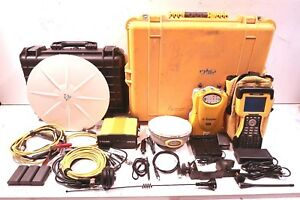 Trimble R8 r7 hpb450 tsc2 Survey Controller 12 50 Complete Rtk Package