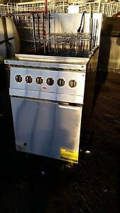 Pasta Cooker By Frymaster Natural Gas