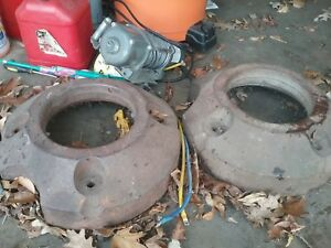 Farmall A Wheel Weights