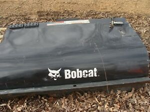 2010 Bobcat 72 Box Sweeper Attachment Skid Steer Loaders
