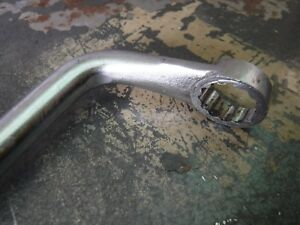 Snap On Tools M3515 9 16 12 Point Distributor Wrench Used