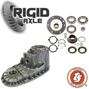 Ford 4wd Np271f Transfer Case Rebuild Kit W Front Half Bearings Gaskets Seals