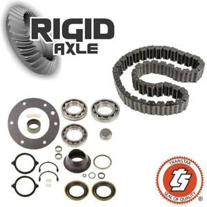 Ford Np273 Transfer Case Rebuild Kit W Bearings Gaskets Seals And Borg Chain