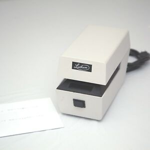 Lathem Ltt Heavy Duty Date Time Recorder Document Stamp With Key It Stamps