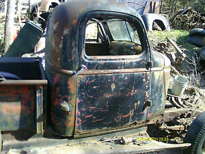 40 Chevy Pu Truck Cab Doors Gmc Hot Rat Rod 39 41 46