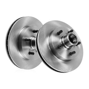 Front Brake Rotors For Chevy S10 Pickup Blazer Gmc Jimmy Sonoma Hombre 2wd
