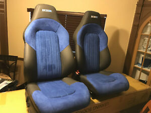2004 2008 Chrysler Crossfire Srt6 Oem Left Right Seats 04 05 06 07 08 Custom