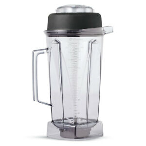 Blender Container 64 Oz 2 Liter High impact Clear With Ice Blade Assembly