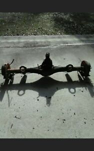 1971 Ford Grand Torino 9 Inch Rear End