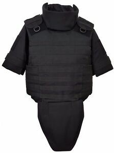 Body Armor Plate Carrier MOLLE Tactical Vest 3A waterproof Kevlar included