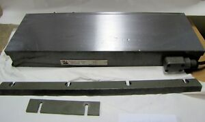 Magna lock Magnetic Chuck Assembly For Surface Grinder 8 X 24 Nos U s a