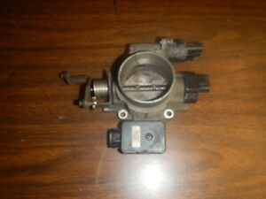 Jeep Wrangler Tj 97 01 4 0 Throttle Body Original Oem Cherokee Grand Xj Wj Zj