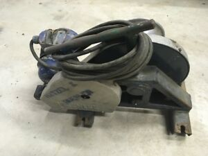 Greenlee 640 4000 Cable Tugger Wire Puller Chugger 686 6001