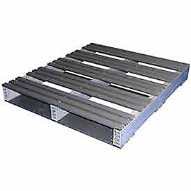 Rackable Extruded Plastic Pallet 36x32 Lot Of 1