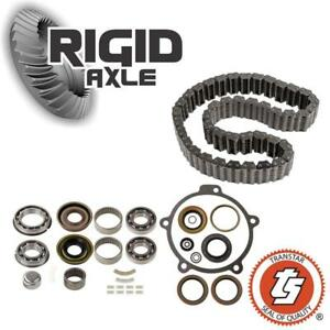 1994 03 Dodge Np231 Transfer Case Rebuild Kit W Bearings Gasket Seal Borg Chain