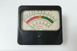 Replacement Panel Meters For The Precision 920