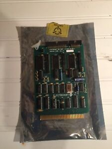 Electrovert Usa Corp 6 1860 157 02 t Counter Timer Pc Board From Wave Solder