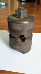 Armstrong Metal Lathe Boring Bar Tool Holder Usa Southbend Atlas Craftsman