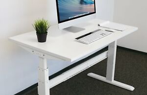 Mount it Table Top For Sit Stand Desk 29 X 59 Inches White