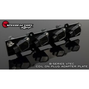 94 01 Acura Integra Gsr Dohc Vtec Coil On Plug Plate Conversion Cop K Series