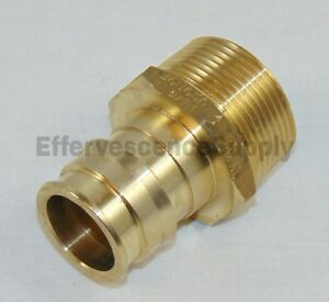 25 Units 1 1 2 Propex X Male Adapter Wirsbo Style Lead Free Brass