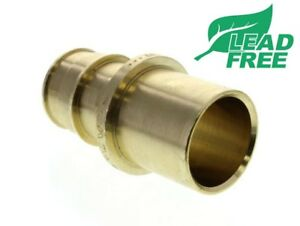 10 Units 3 4 Propex X 3 4 Male Sweat Adapters Lead Free Brass