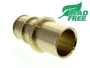 25 Units 3 4 Propex X 3 4 Male Sweat Adapters Lead Free Brass