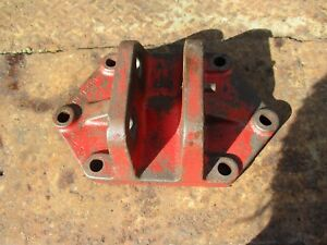 1964 Farmall 706 Gas Farm Tractor Right 3 Point Top Link Bracket