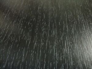 Black Ebony Composite Wood Veneer 12 X 12 With Paper Backer 1 40 Thick 633