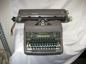 Refurbished Smith Corona Manual Typewriter 15 Carriage W warranty
