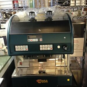 Wega Gemini Super Automatic 2 Group Espresso Machine New 6 995
