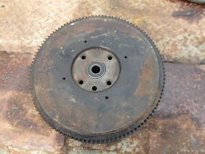1976 Case David Brown 990 4 Cylinder Diesel Tractor Flywheel Free Shipping