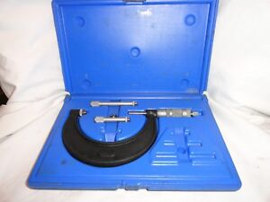 Central Tools Micrometer 0 3