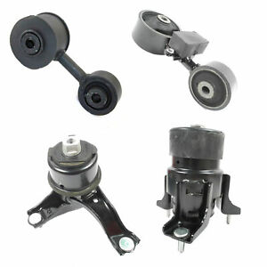 2007 2009 For Toyota Camry 2 4l Engine Motor Mount Set 4pcs 62009 4226 4274 4295