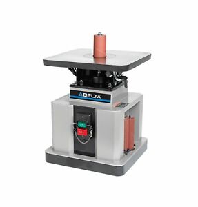Delta Woodworking 31 483 Heavy duty Oscillating Bench Spindle Sander 1 2 hp