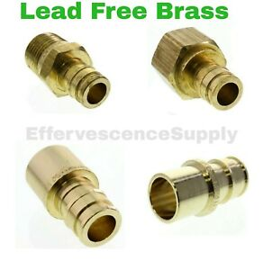 40 Units 1 Propex Brass Adapters Brass Propex Fittings Expansion Fitti