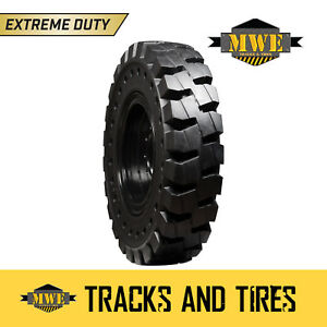 13 00 24 Extreme Duty Nd Solid Rubber Telehandler Tires Terex Genie Gradall
