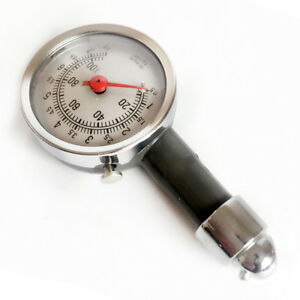 Car Wheel Tire Air Pressure Gauge Meter Tyre Tester For Bicycle Bike Motorcycle