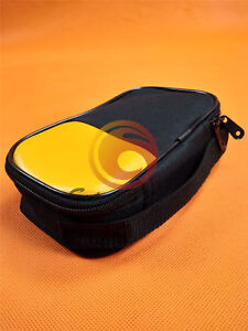 Soft Case bag For Fluke Multimeters 15b 17b 18b Fit C35 115 116 117 175 177 179