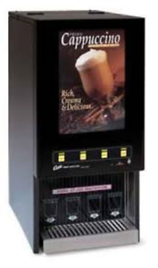Curtis Pc4d 4 Flavor Commercial Cappuccino Machine Shipping Available In Us