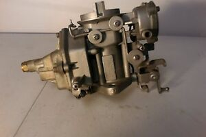 Holley 1931 Carburetor Amc Jeep