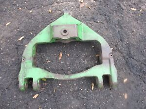 1966 John Deere 2510 Gas Tractor Drawbar Support Free Ship R38101 ar38260