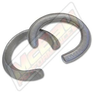 Front 1 12 Coil Spring Spacer Lift Kit Chevy Ii Mustang Eagle Javelin Cougar Fits Eagle