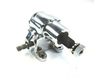 Vega Steering Box Gm Street Rod Hot Rod Chrome Bps 4002