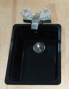 Concession Stand Sink Trailer Sink Sink For 1 compartment Hand Wash