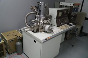 Auger Microprobe With Eds Jeol Jamp 10s 105