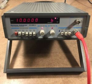 Beckman Industrial Fc 130 A 1 2ghz Frequency Counter