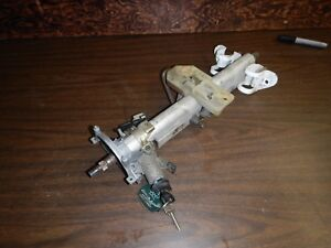 Jeep Wrangler Tj 97 00 Oem Tilt Steering Column W Key 52078617 Free Ship